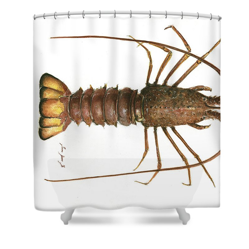 Claws Shower Curtains