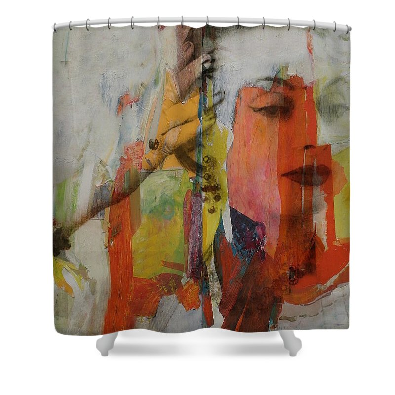 Indian Actress Shower Curtains | Pixels