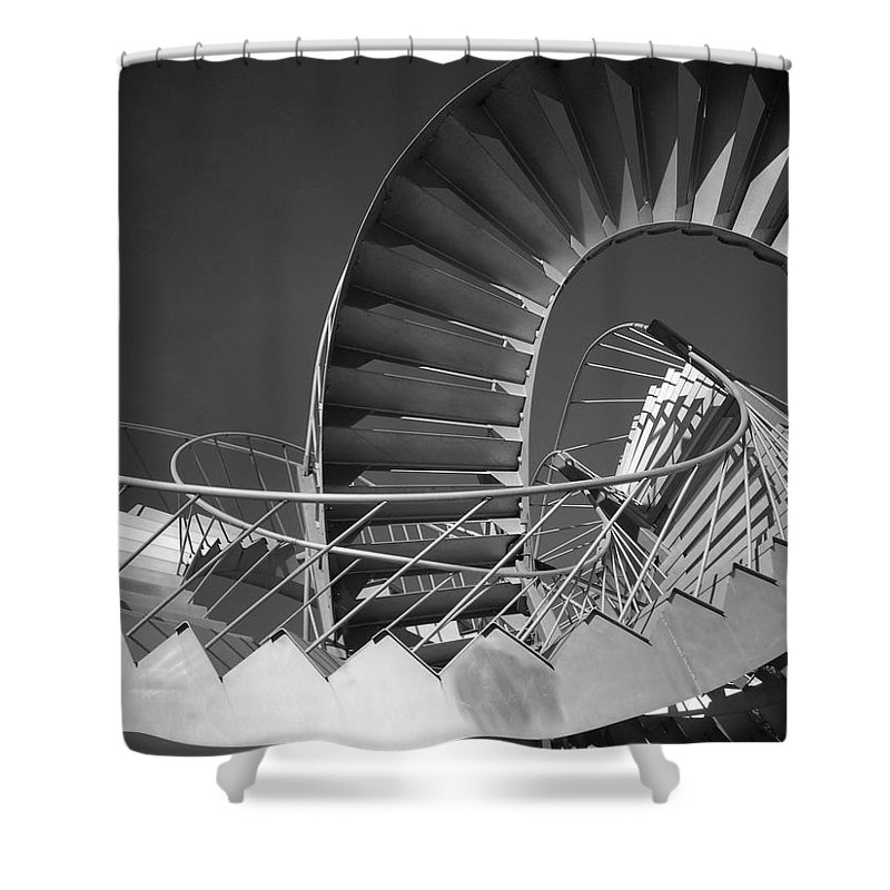 North America Shower Curtain featuring the photograph Stairway to Heaven ... by Juergen Weiss