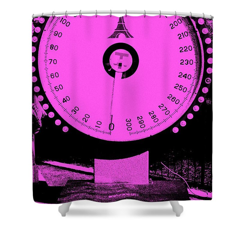 Step Right Up Shower Curtain featuring the photograph Step Right Up by Ed Smith