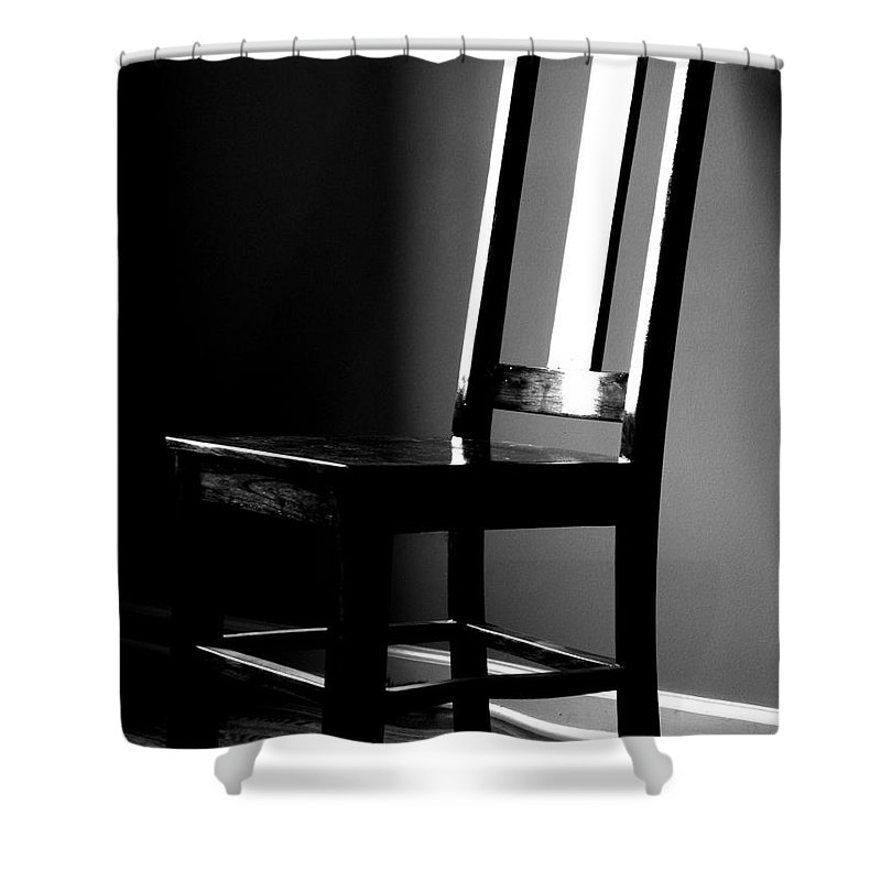 Stillness Shower Curtain featuring the photograph Still by Amanda Barcon