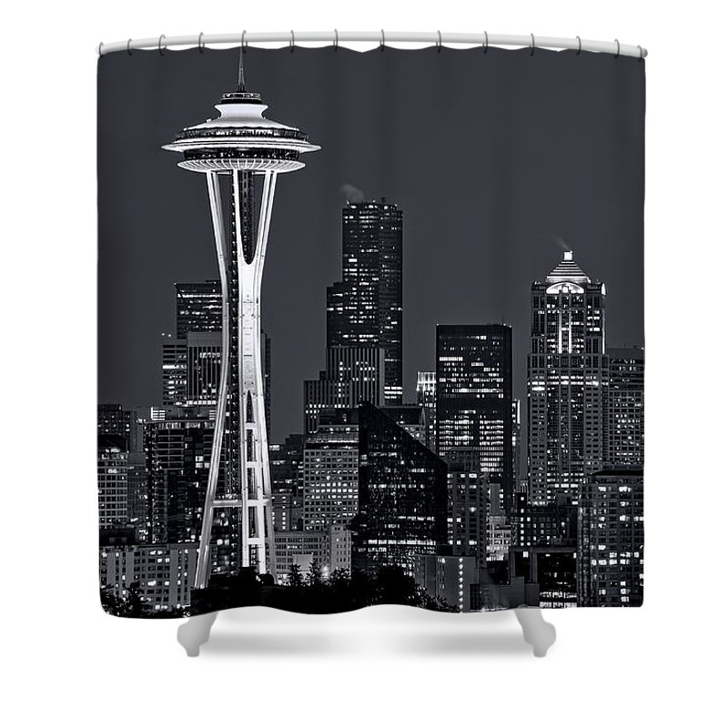 Seattle Shower Curtains