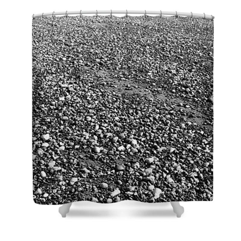Seaside Shower Curtain featuring the photograph Strand #6 - Beach #6 by Simon Hillmann