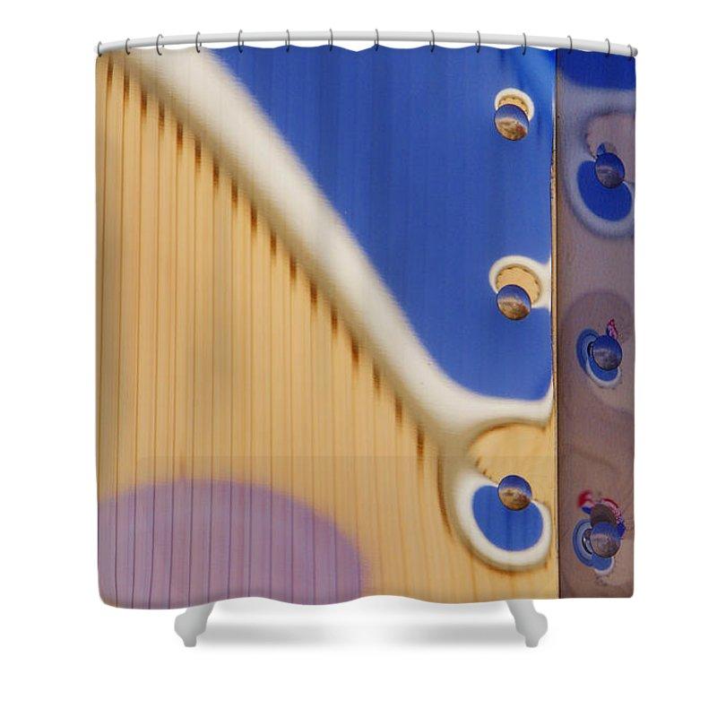 Sugar Pop Shower Curtain featuring the photograph Sugar Pop by Skip Hunt