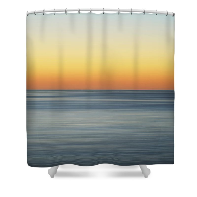 Fluid Photographs Shower Curtains