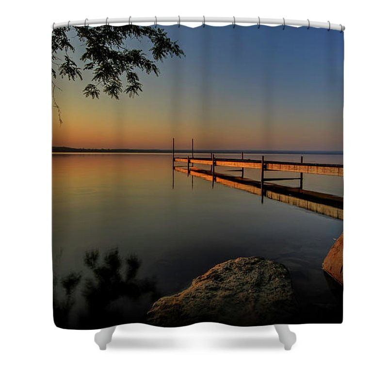 Finger Lakes Shower Curtains