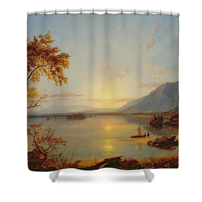 Cropsey Shower Curtains