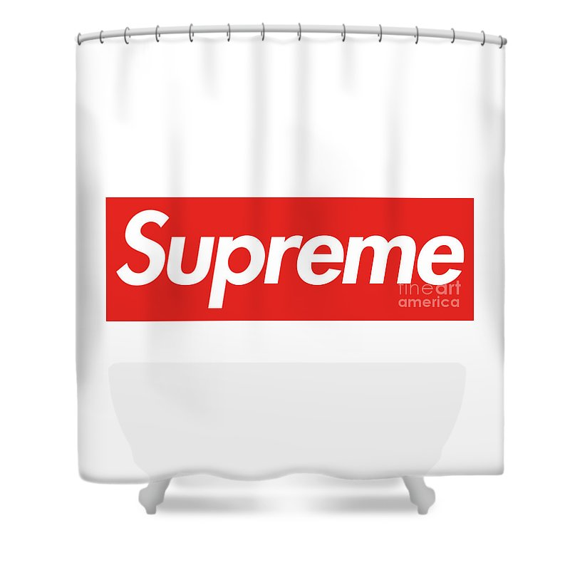 Supreme Shower Curtain For Sale By Levi H Autrey