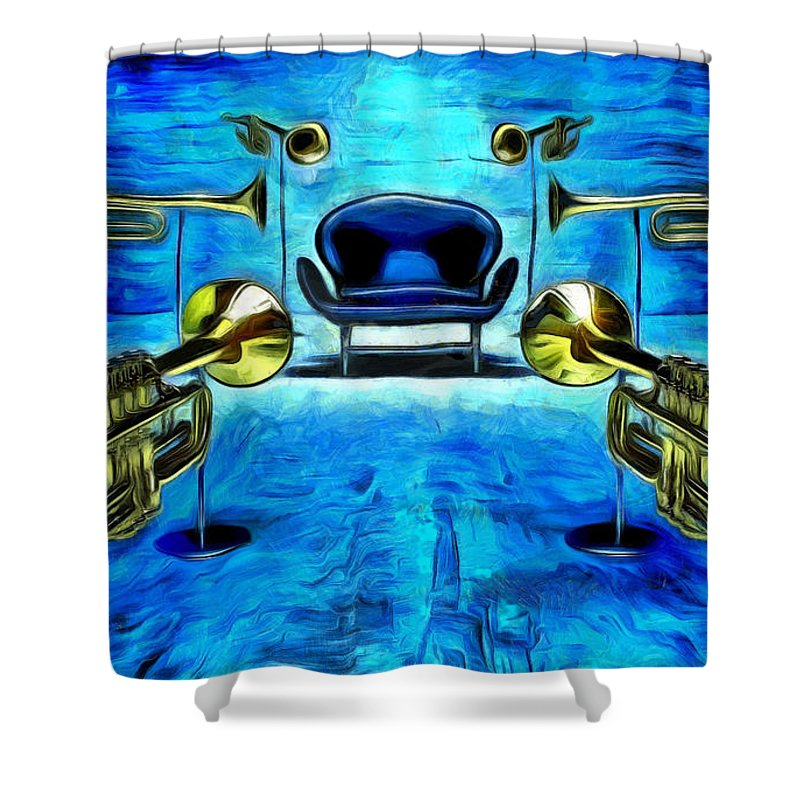Dolby Surround Shower Curtains