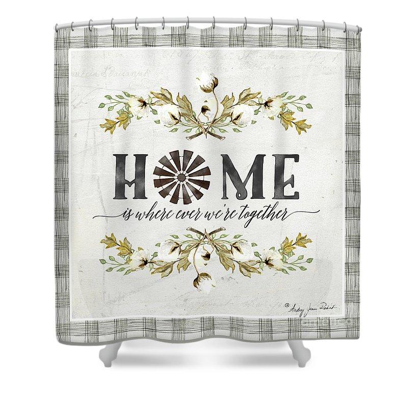 Home Sweet Home Shower Curtains Fine Art America