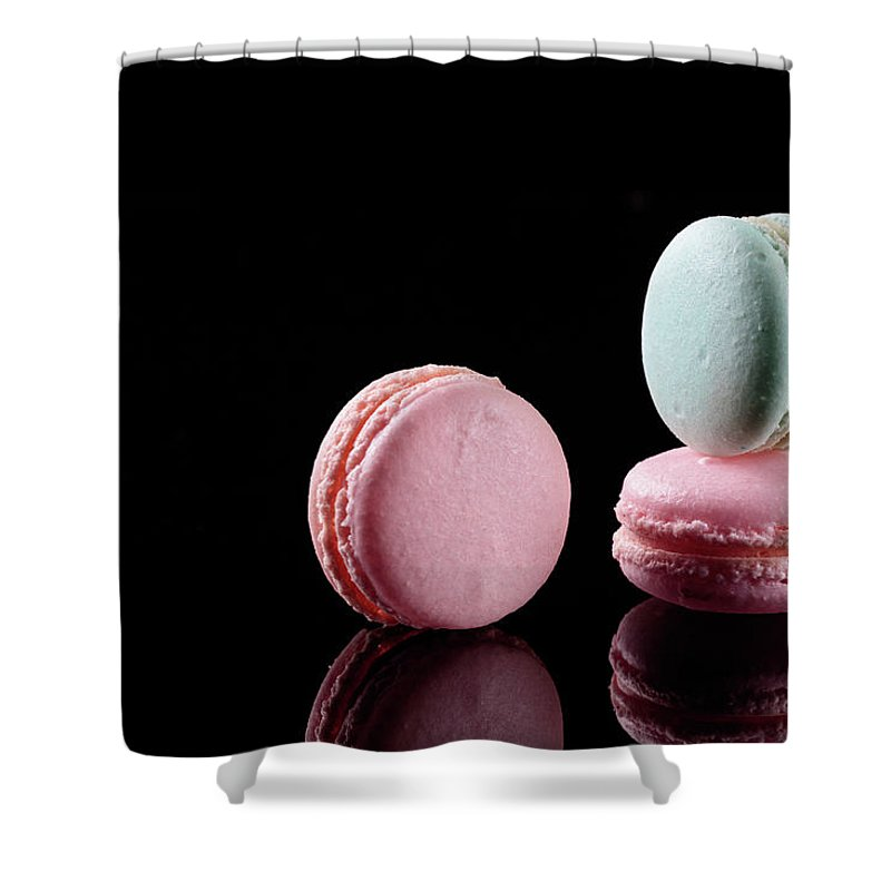 Elena Seychelles Shower Curtain featuring the photograph Sweet Simplicity by Elena Seychelles