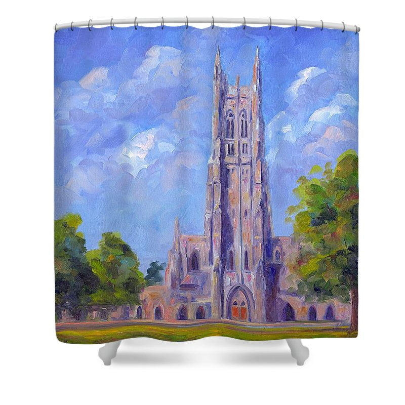 Duke Shower Curtains