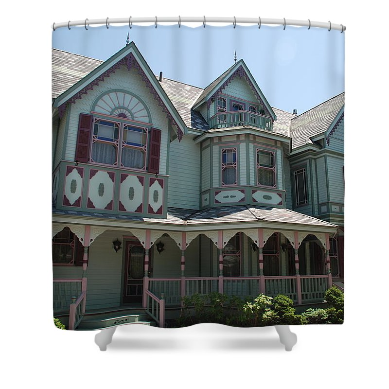 Empress Shower Curtain featuring the photograph The Empress by Richard Bryce and Family