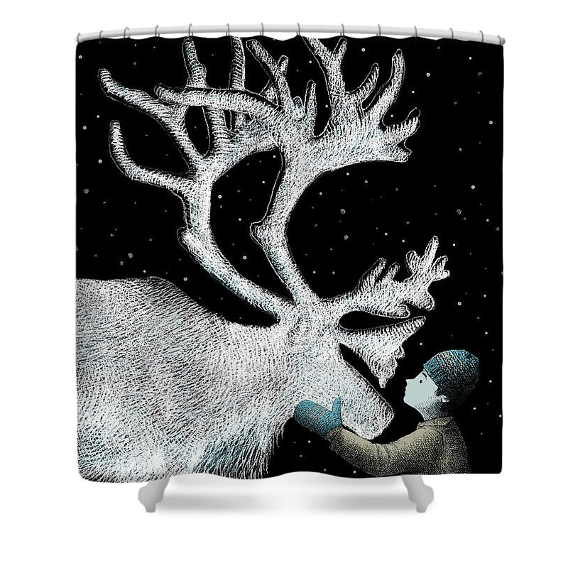 Magical Shower Curtains