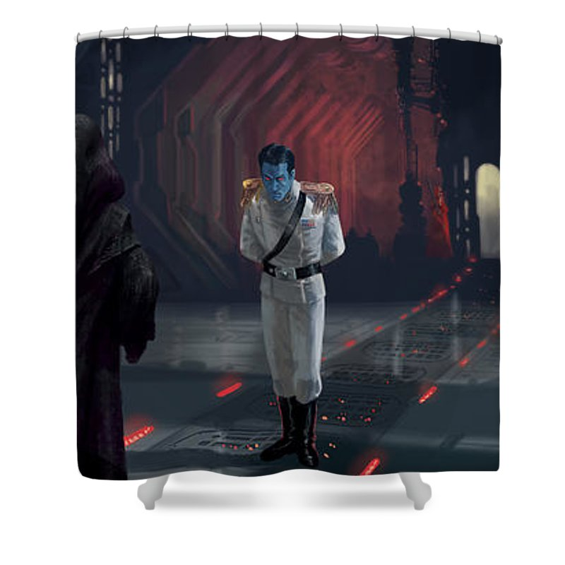 Royal Guard Shower Curtains
