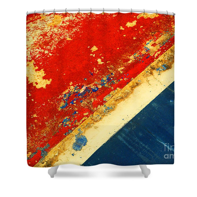 Boat Shower Curtain featuring the photograph The Old Boat 2 by Tara Turner