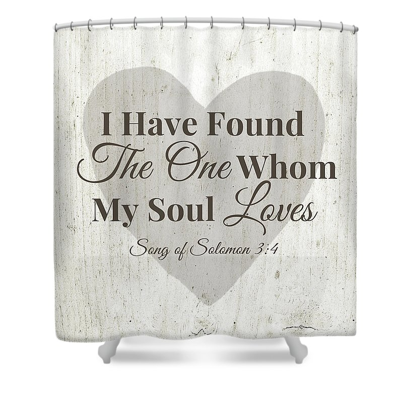 Love Song Shower Curtains