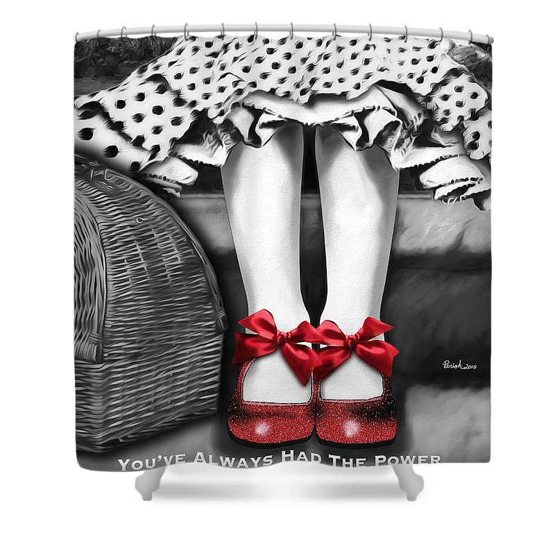 Wizard Of Oz Shower Curtains