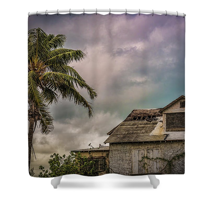 Nassau Shower Curtain featuring the photograph The Real Nassau by Vincent Asbjornsen