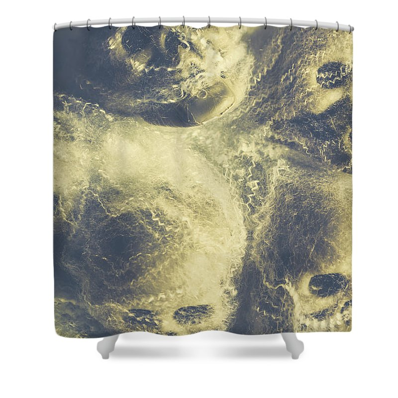 Halloween Shower Curtain featuring the photograph The Spiders Torture Chamber by Jorgo Photography - Wall Art Gallery