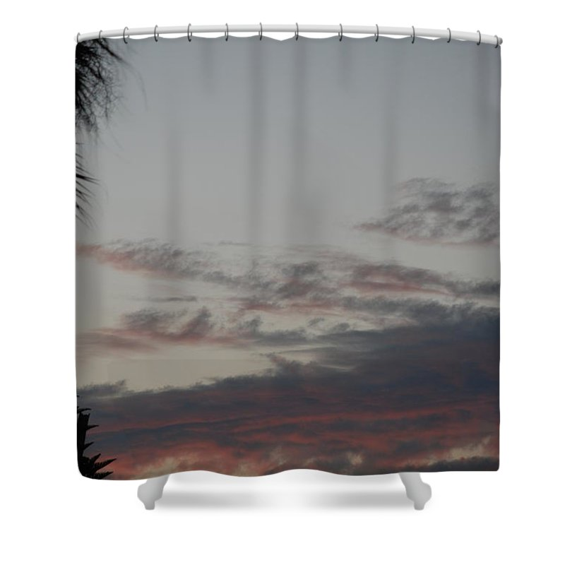 Sunset Shower Curtain featuring the photograph The Sunset by Rob Hans