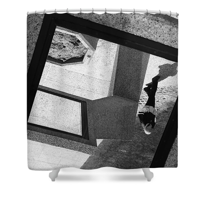Street Photography Shower Curtain featuring the photograph These Are Ready by The Artist Project