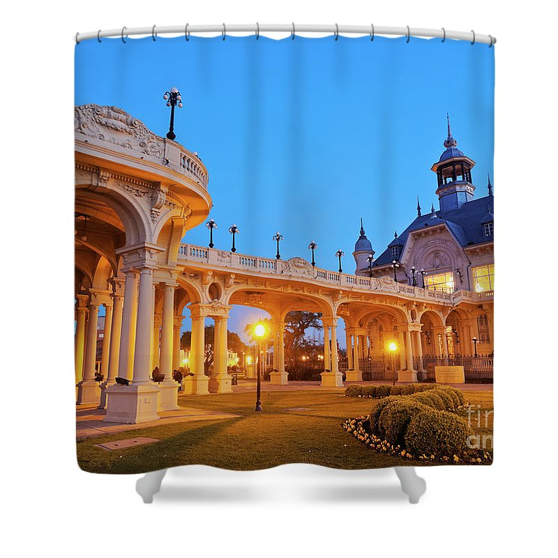 South America Shower Curtain featuring the photograph Tigre, Argentina by Karol Kozlowski