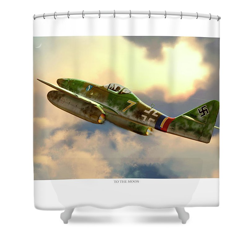 Smithsonian Museum Shower Curtains