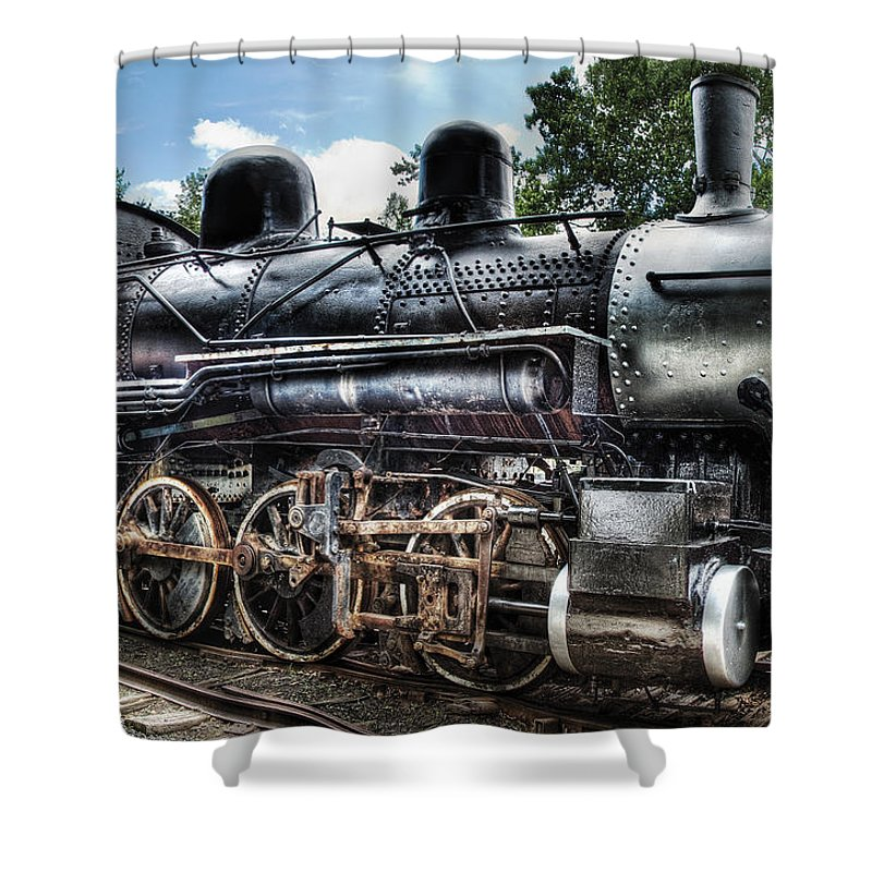 Train Engine For Sale >> Train Engine 385 Baldwin 2 8 0 Consolidation Locomotive Shower