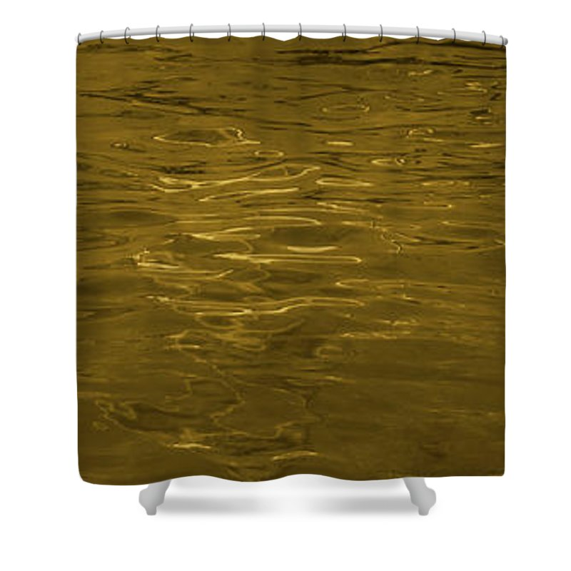 Water Shower Curtain featuring the photograph Tranquil 3 by Eddie Barron
