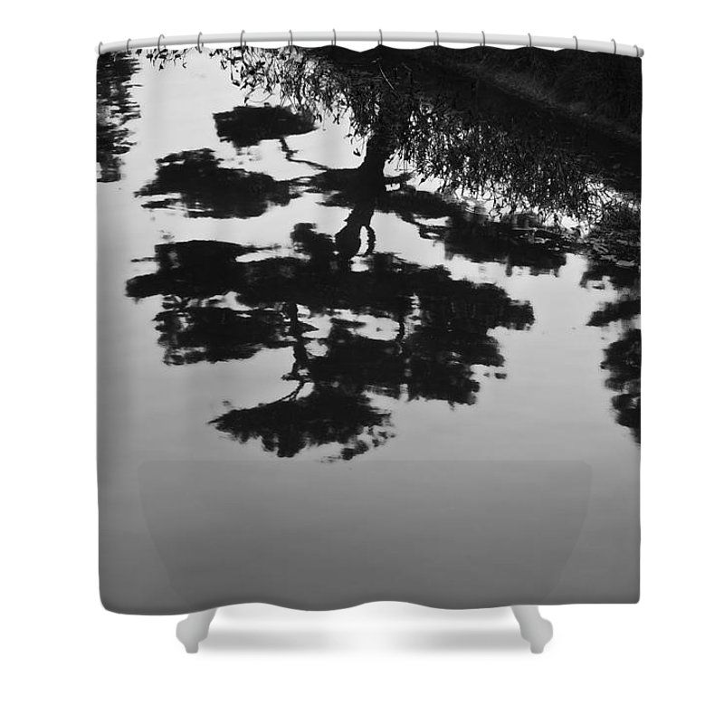 Tranquility Shower Curtain featuring the photograph Tranquility II by John Hansen