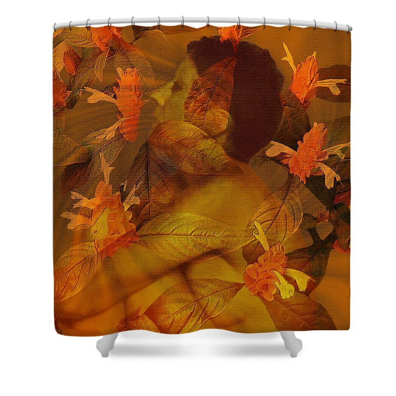 Nudes Shower Curtain featuring the photograph Tranquility by Kurt Van Wagner