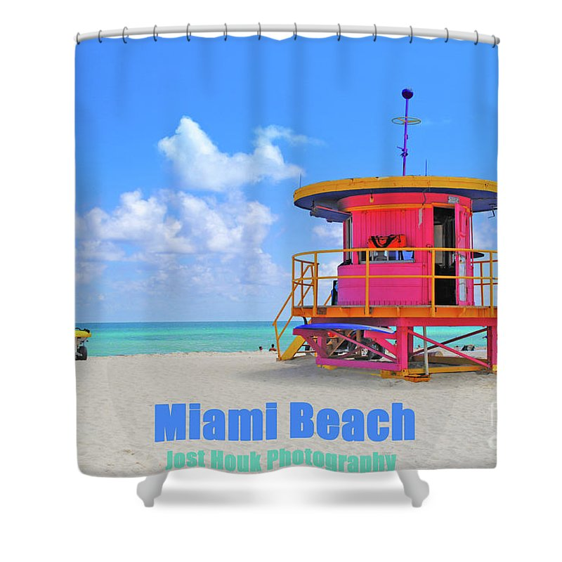 Sobe Shower Curtain featuring the photograph Travel-sobe by Jost Houk