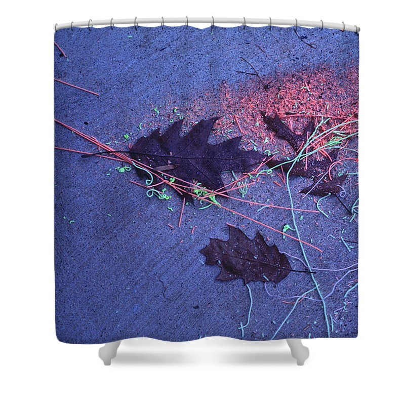 Backgrounds Shower Curtain featuring the photograph United States Maryland Still-life by Keenpress