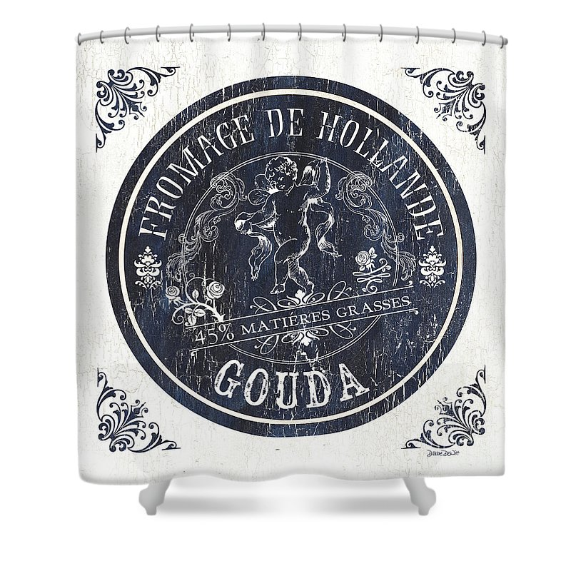 Food Product Shower Curtains