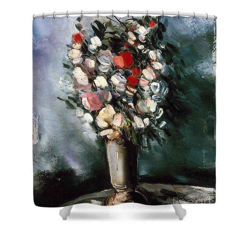 20th Century Shower Curtain featuring the photograph Vlaminck: Summer Bouquet by Granger
