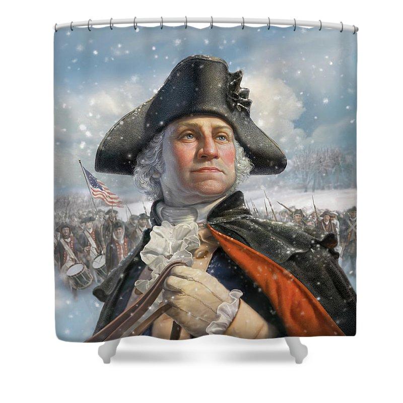 Politicians Shower Curtains