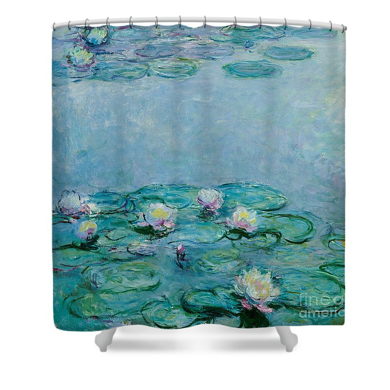 Lilly Pad Shower Curtains