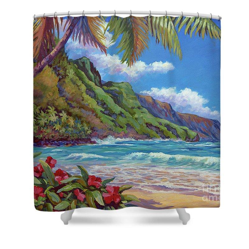 Kauai Shower Curtains
