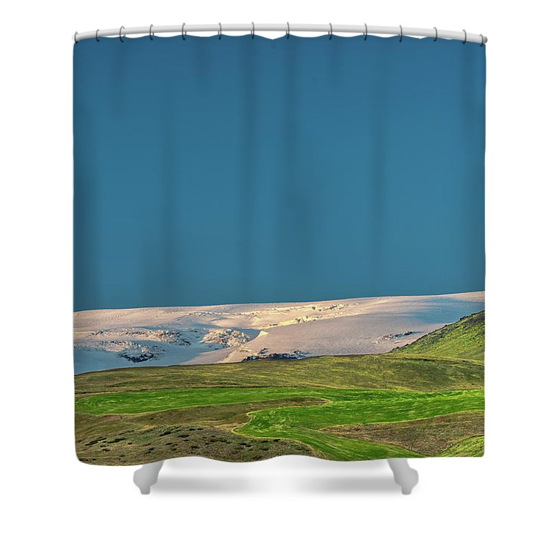Windows Shower Curtain featuring the photograph Windows Wallpaper by Joseph Howard
