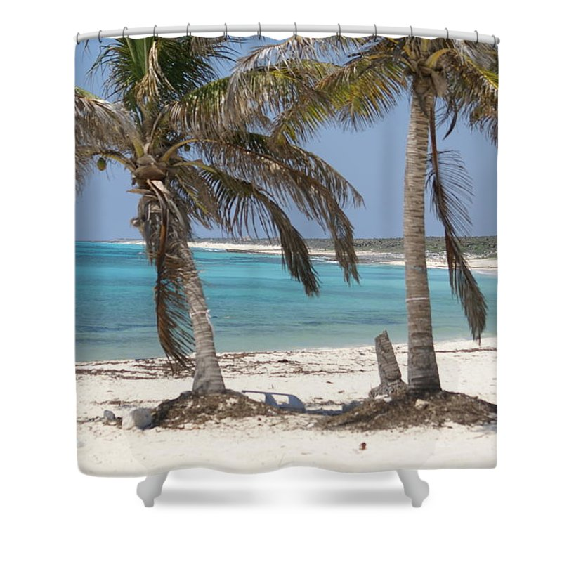 Mexico Shower Curtain featuring the photograph Wish You Were Here by Robert Hunter