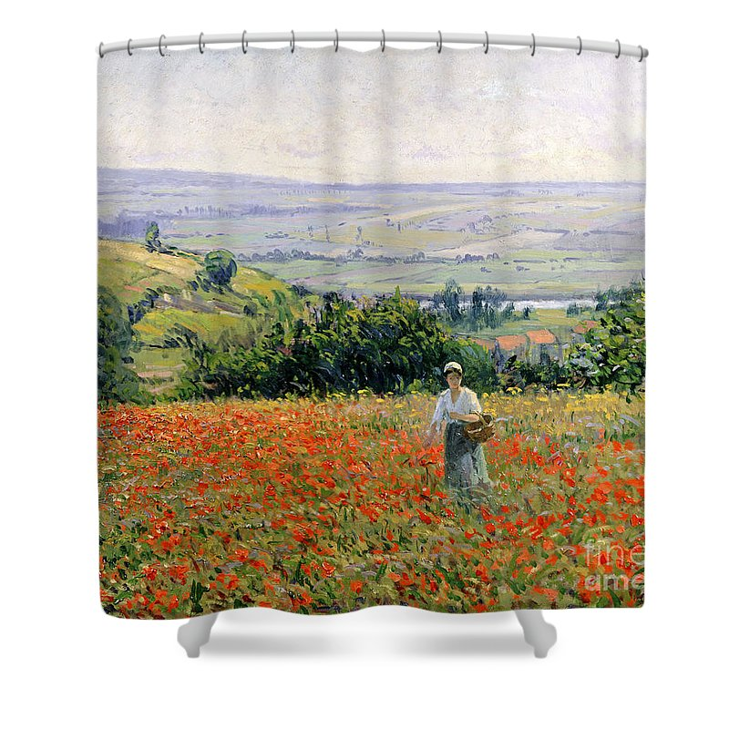 Designs Similar to Woman In A Poppy Field