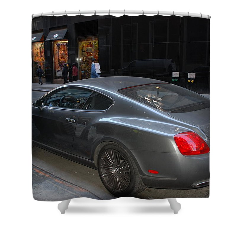 Police Shower Curtain featuring the photograph Yes  Write Him Up Cop by Rob Hans