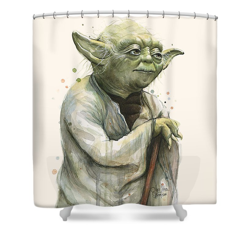 Star Wars Shower Curtains
