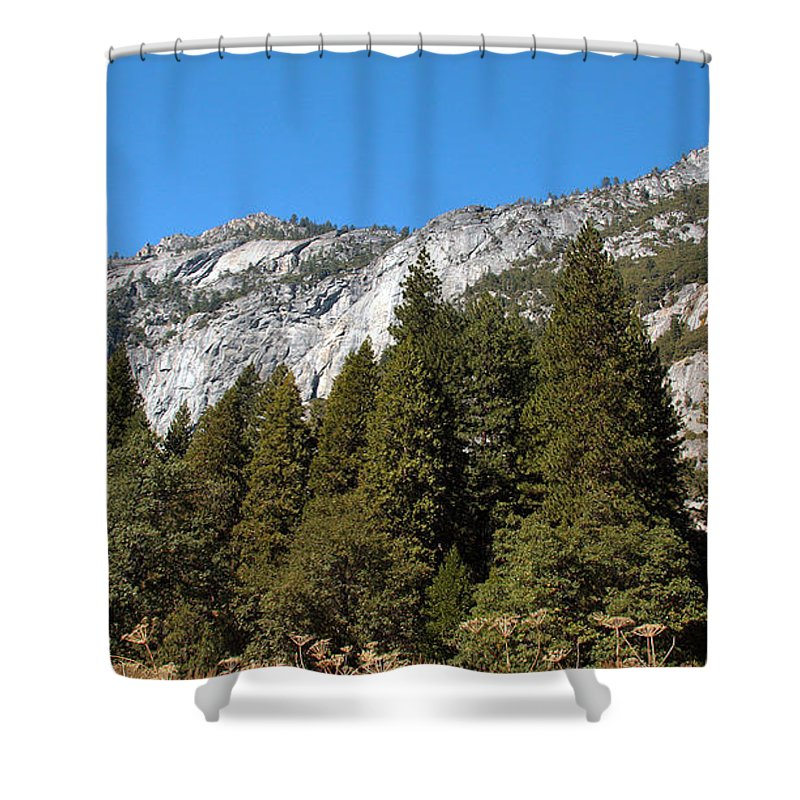Yosemite Shower Curtain featuring the photograph Yosemite 2 by Joanne Coyle