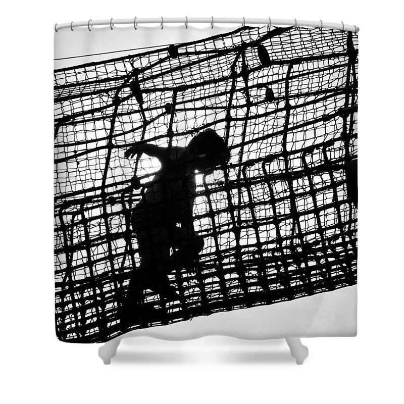 Youth Shower Curtain featuring the photograph Youth by David Lee Thompson