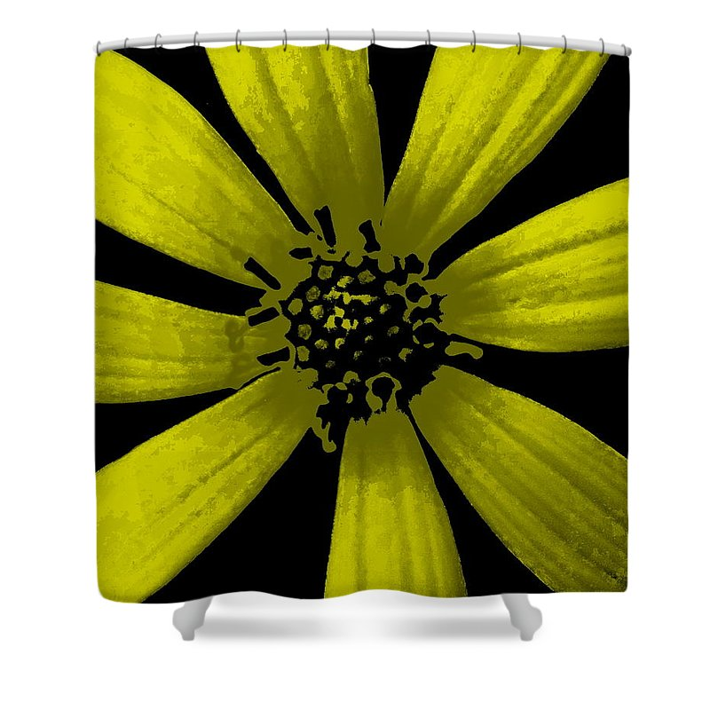 Still Life Shower Curtain featuring the photograph Yummy Yellow by Ed Smith