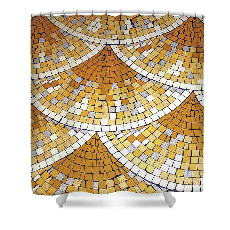 Art Shower Curtain featuring the photograph Art Deco by Christine Dolan Photography