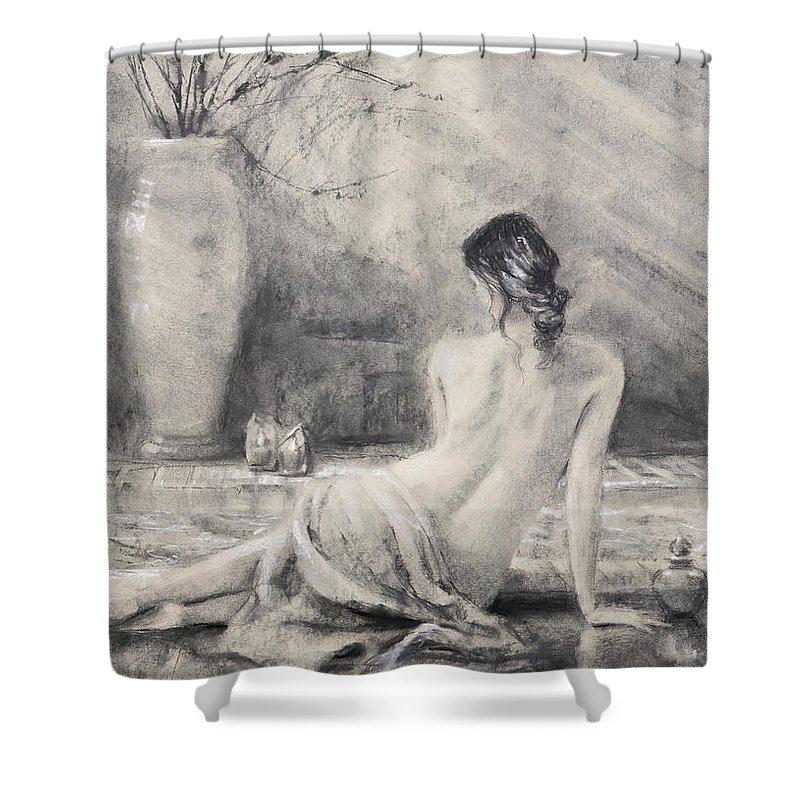 Massage Shower Curtains