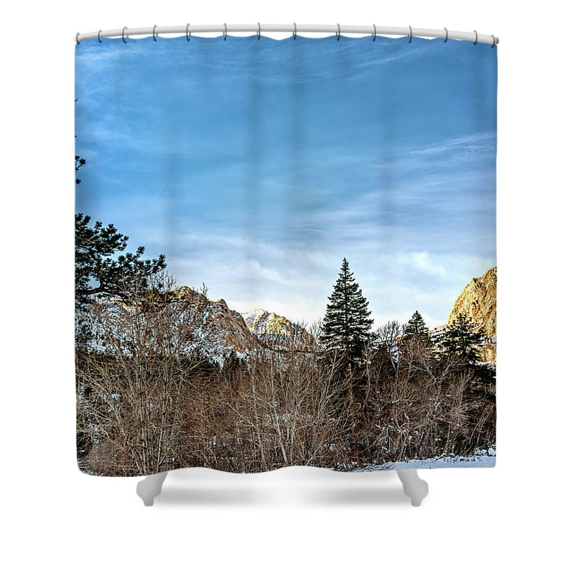 Big Rock Shower Curtain For Sale By Maria Coulson